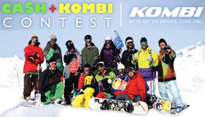 Ca$h + Kombi Contest Winner