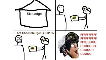 The Rage of a Freeskier