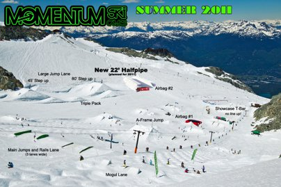 Momentum Announces 22-Foot Halfpipe