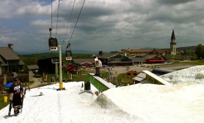 Stratton Mountain Mayhem Rail Jam
