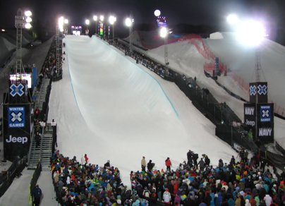 X Games Announces Dates