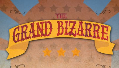 The Grand Bizarre Trailer