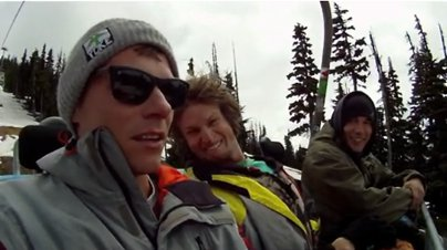 The Chairlift Diaries Episode 7 & 8