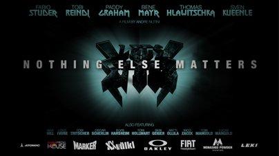 Nothing Else Matters Trailer