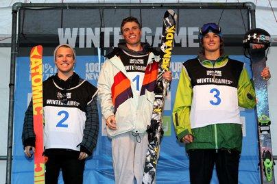New Zealand Winter Games Ski Slopestyle Finals