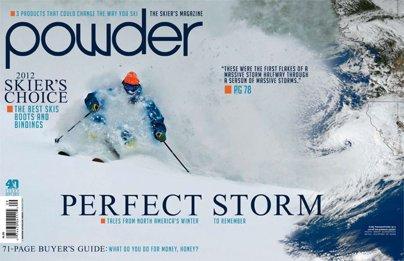 Powder Magazine's 40th Anniversary