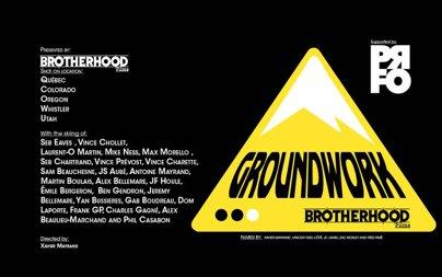 Groundwork Trailer