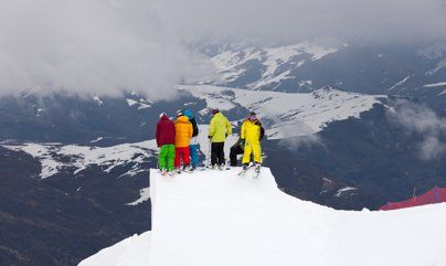 Swatch Skiers Cup Continues