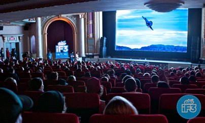 Nike 6.0 International Freeski Film Festival