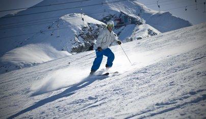 Pekka Hyysalo Back On Skis