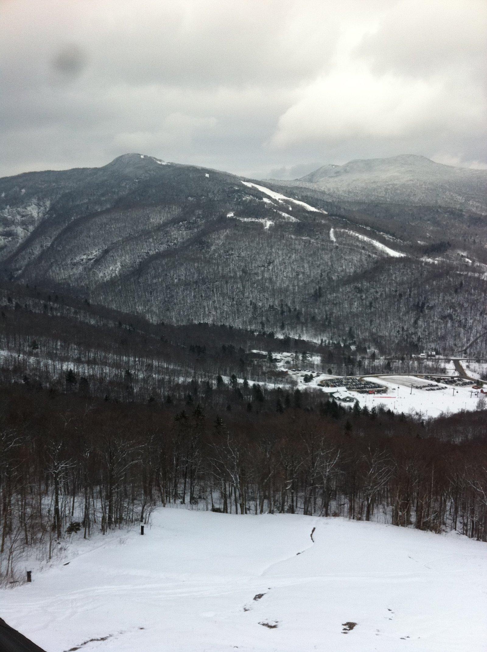 Random Ski Shots