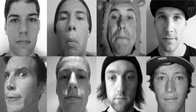 Movember + Voleurz = Moleurz