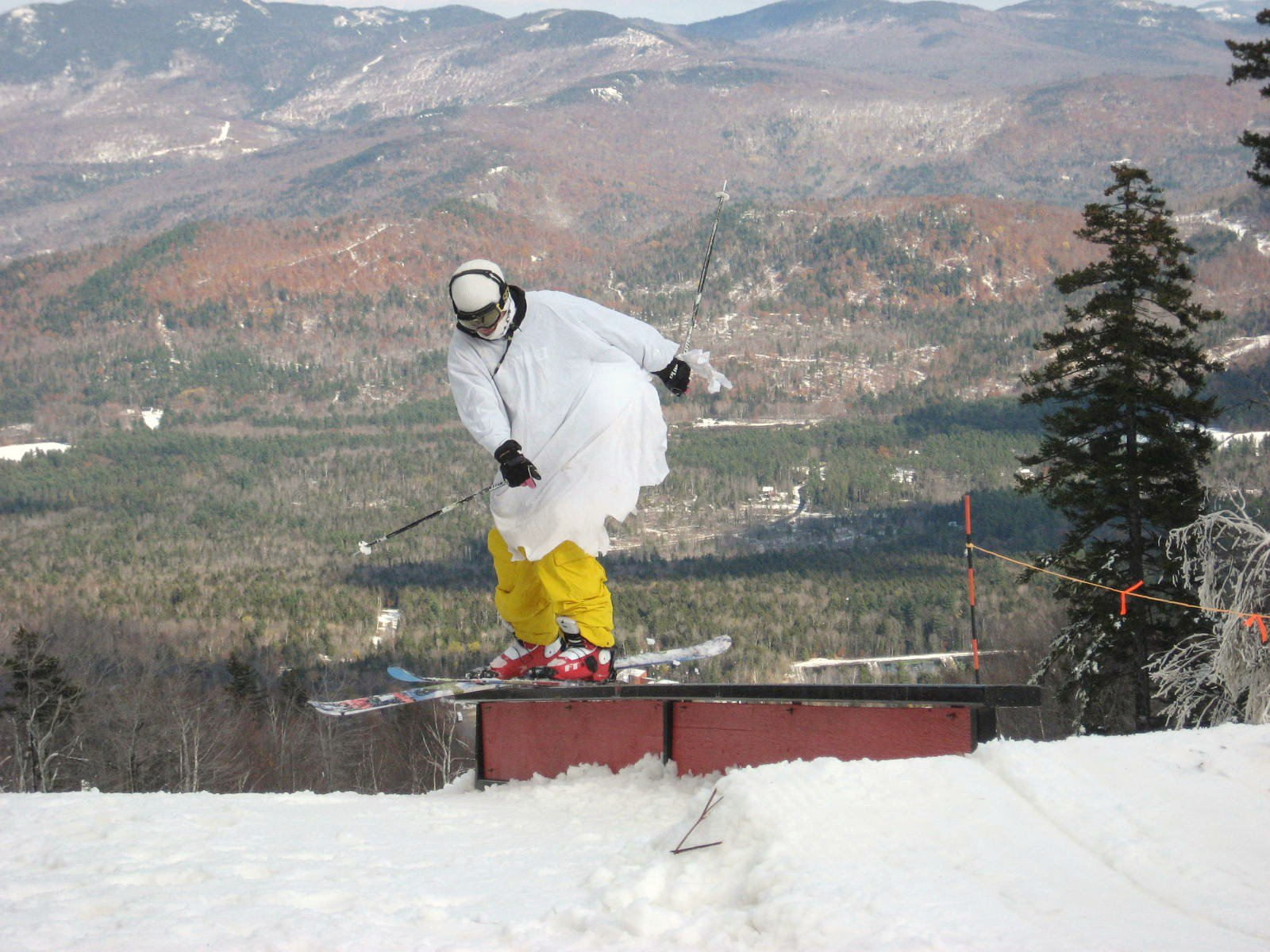 Halloween at Sunday River