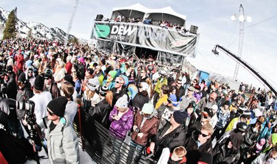 Winter Dew Tour Open For Registration
