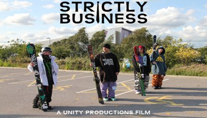 Unity Productions Presents Strictly Business