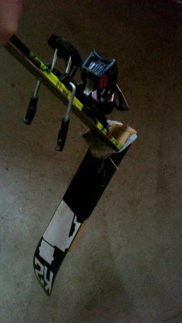 My old ski