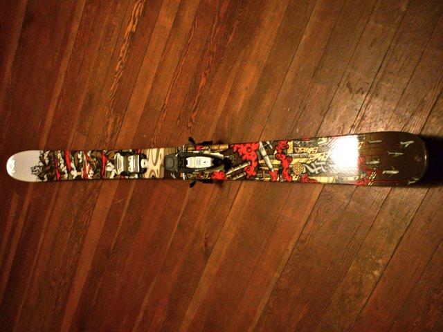 Kung Fujas Ski