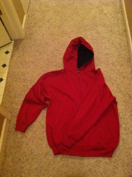 XL Kenpo red