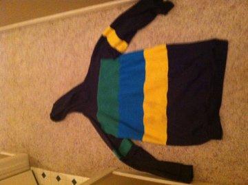 Sewed hoodie 2