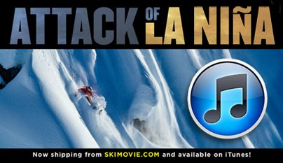 Attack of La Niña Now Available On iTunes