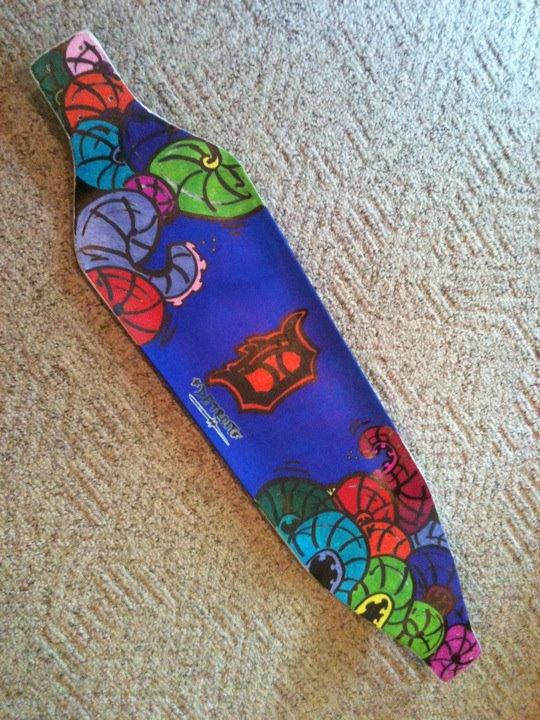 Longboard Top