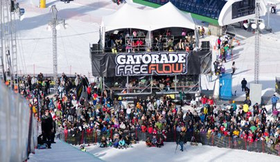 Gatorade Free Flow Tour Announces Schedule