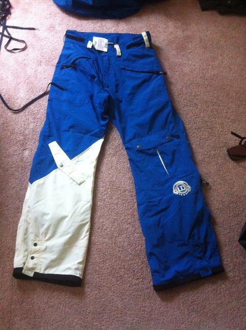 FS: Custom Sewn LD Pants