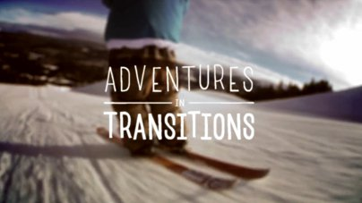 Adventures In Transitions Episode VII: Part II