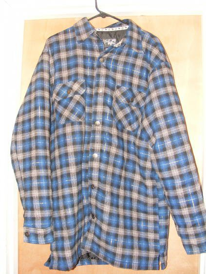 Blueberry flannel