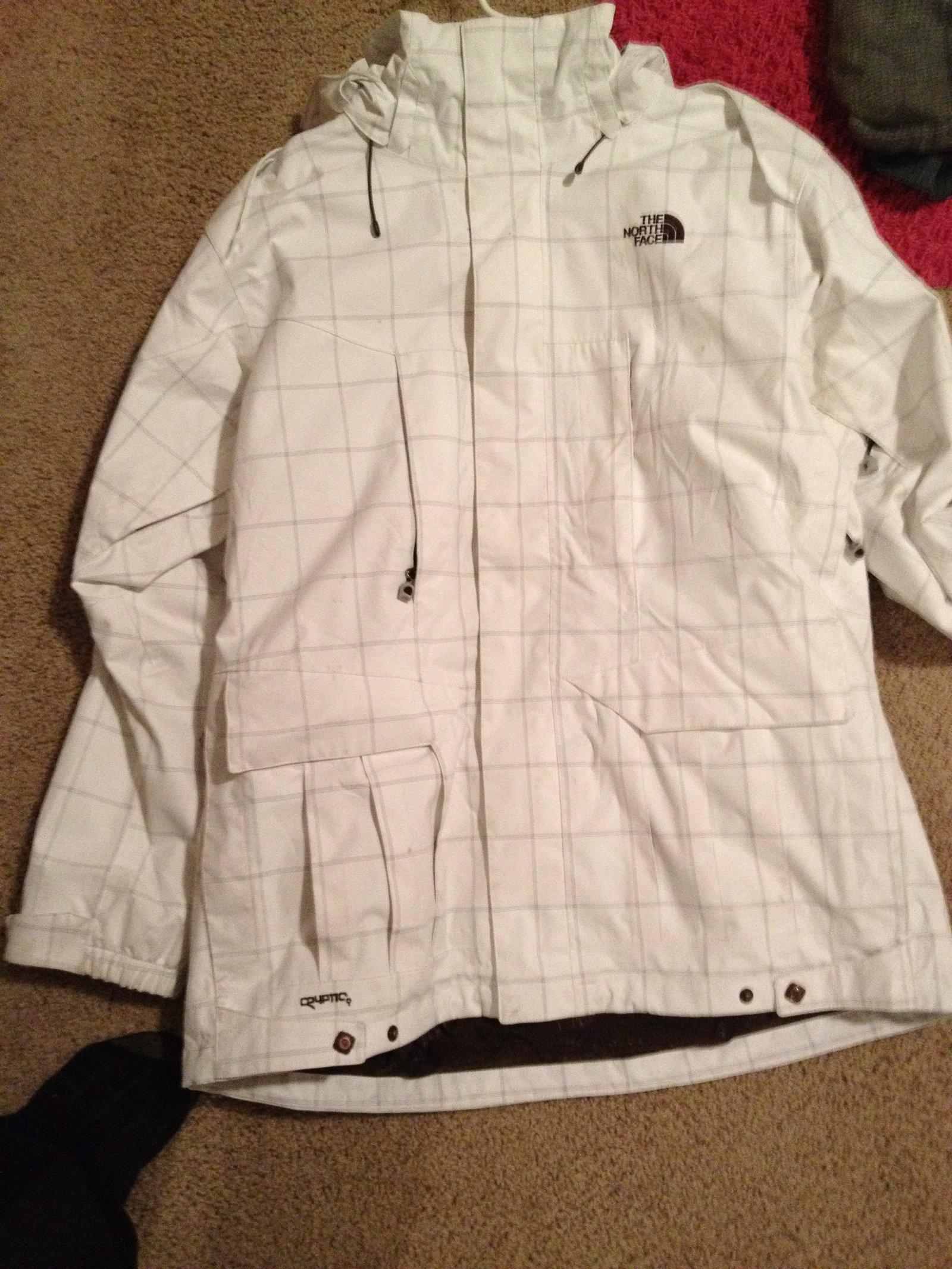 North Face jacket 1
