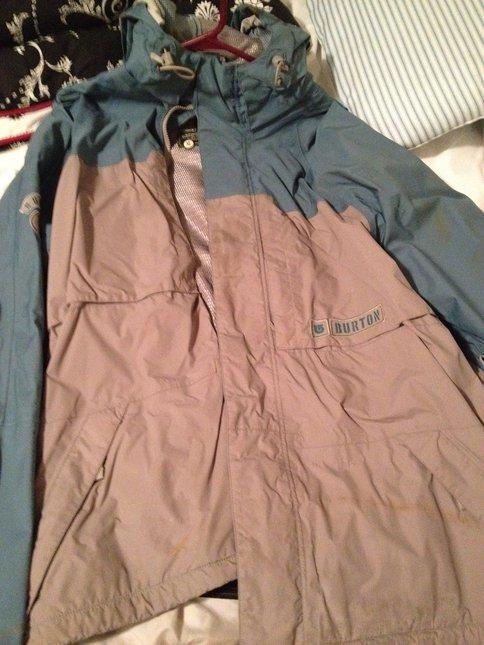 Burton jacket 1