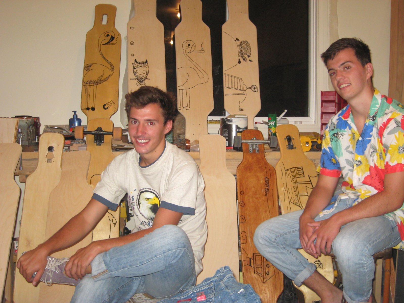 Sugar Island Longboards