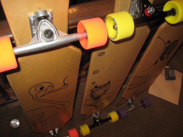 Sugar Island Longboards