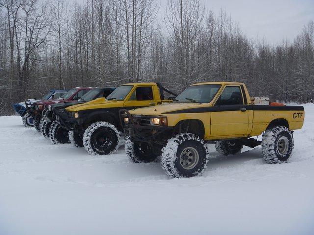 Winter Wheelin'