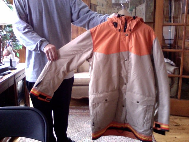 E.P. Causwell Jacket (still has tags)