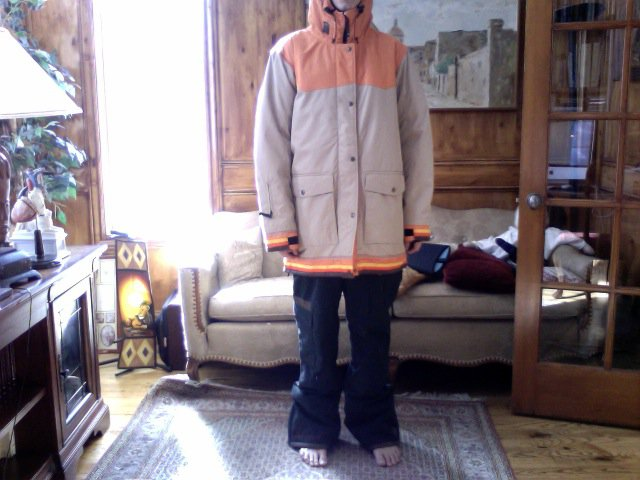 Causwell E.P. Jacket and Pant