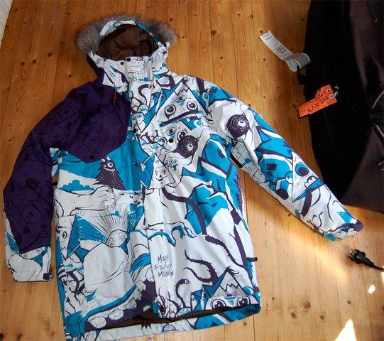 magic jacket