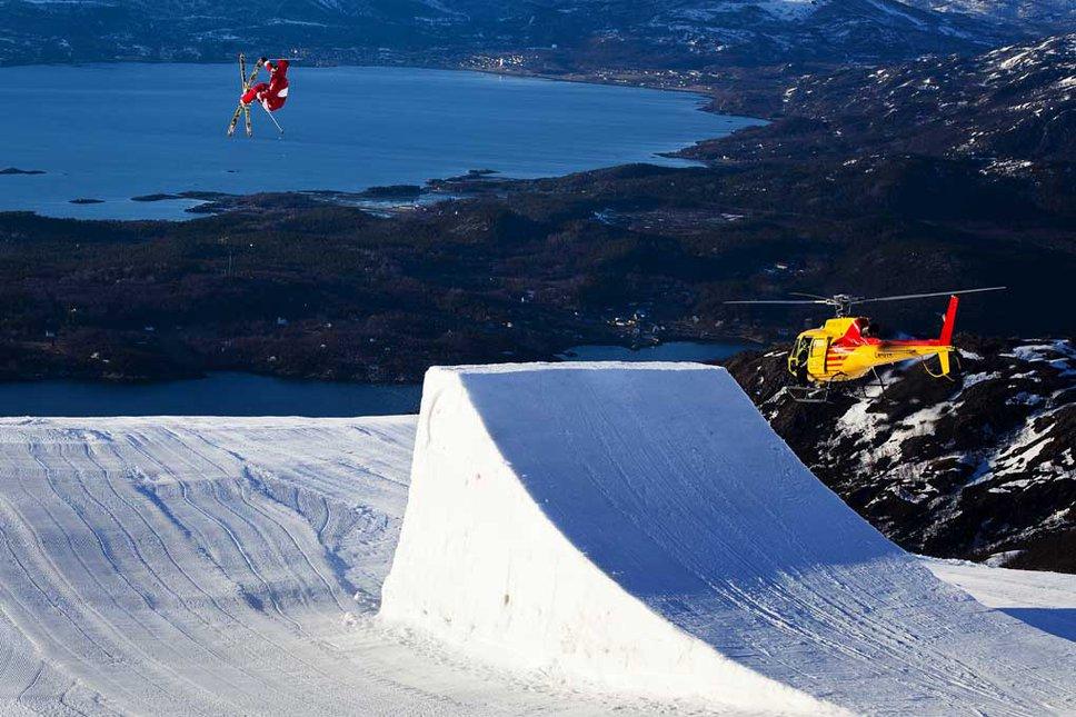 Gaute Silseth in Narvik Norway