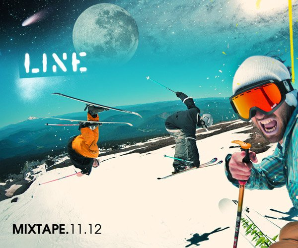 Line Skis Mixtape Edit 2011