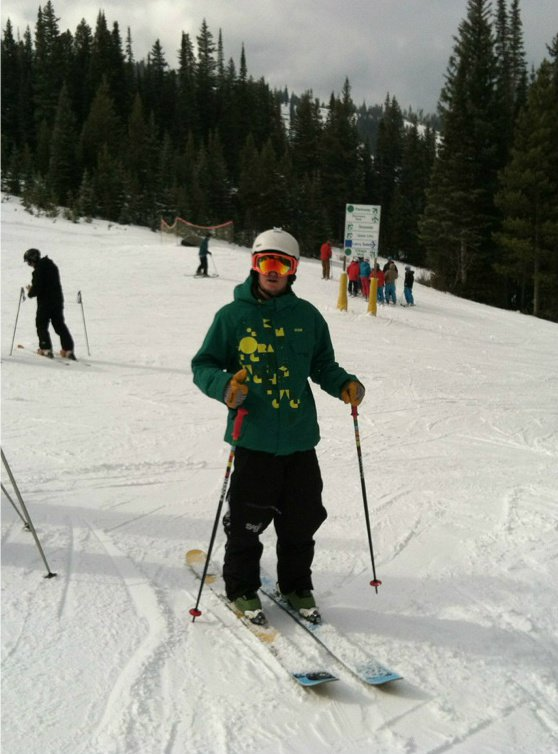 Opening day at Winter Park