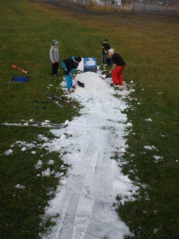 ice rink sesh