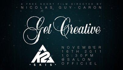 Get Creative Premiere