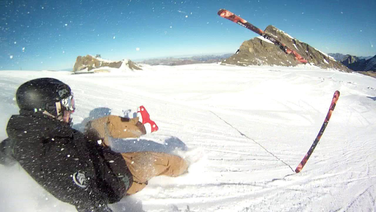 Joris Blanc And Little Miscalculation Of A Frontflip