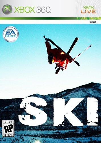 Ski Game (Shopped)