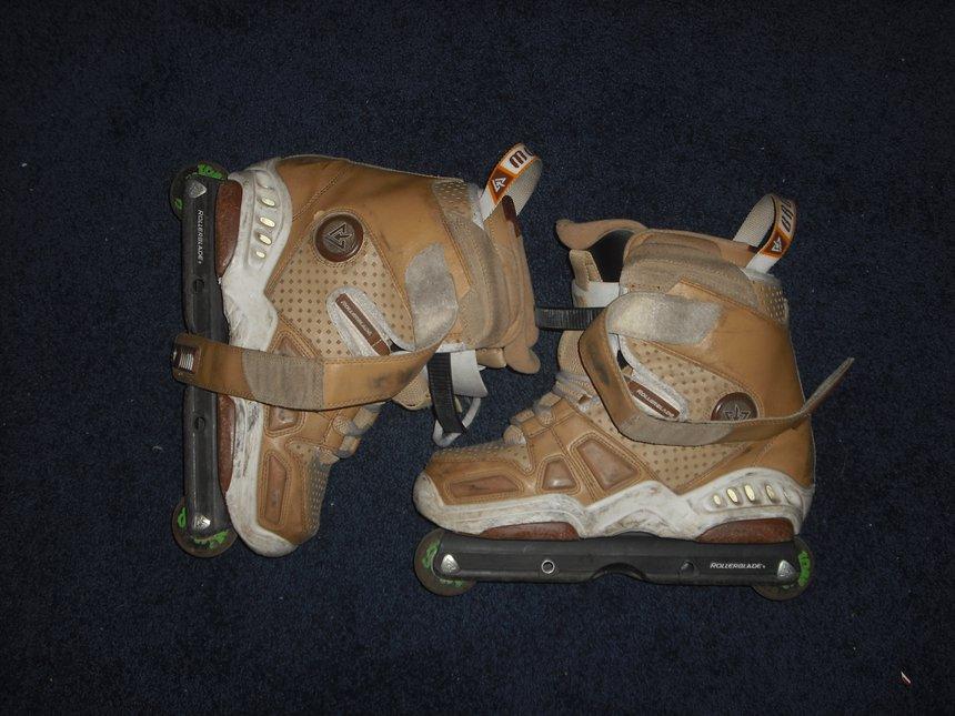 Broskow skates