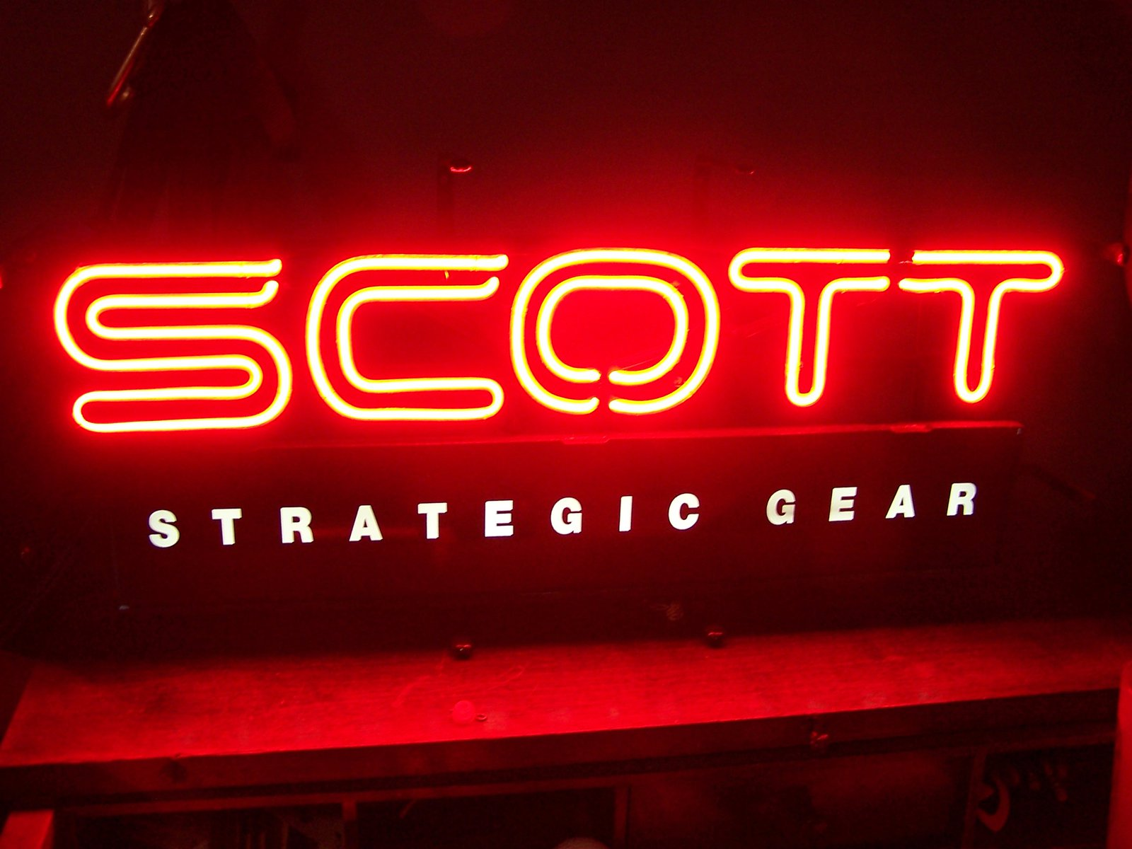 scott sign for sale