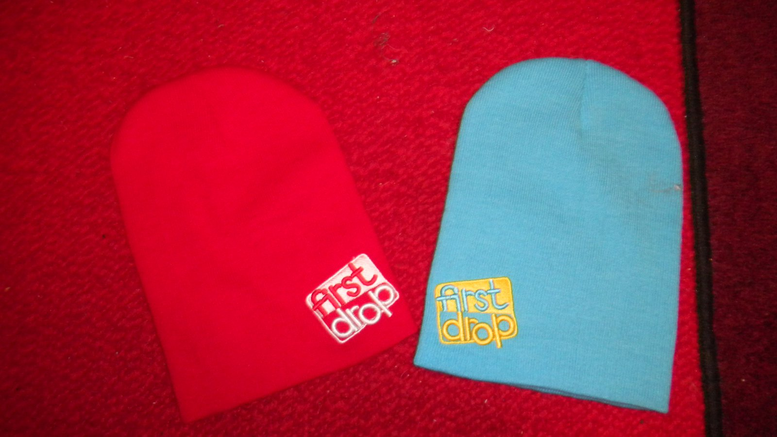 first drop hats