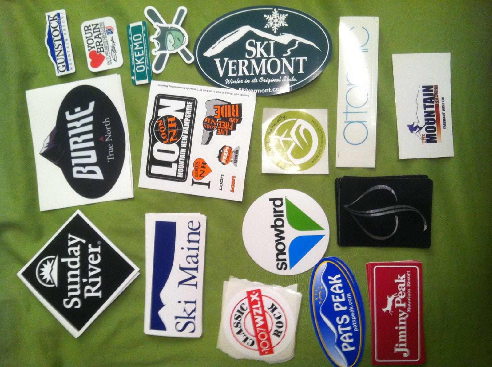 Stickers 6
