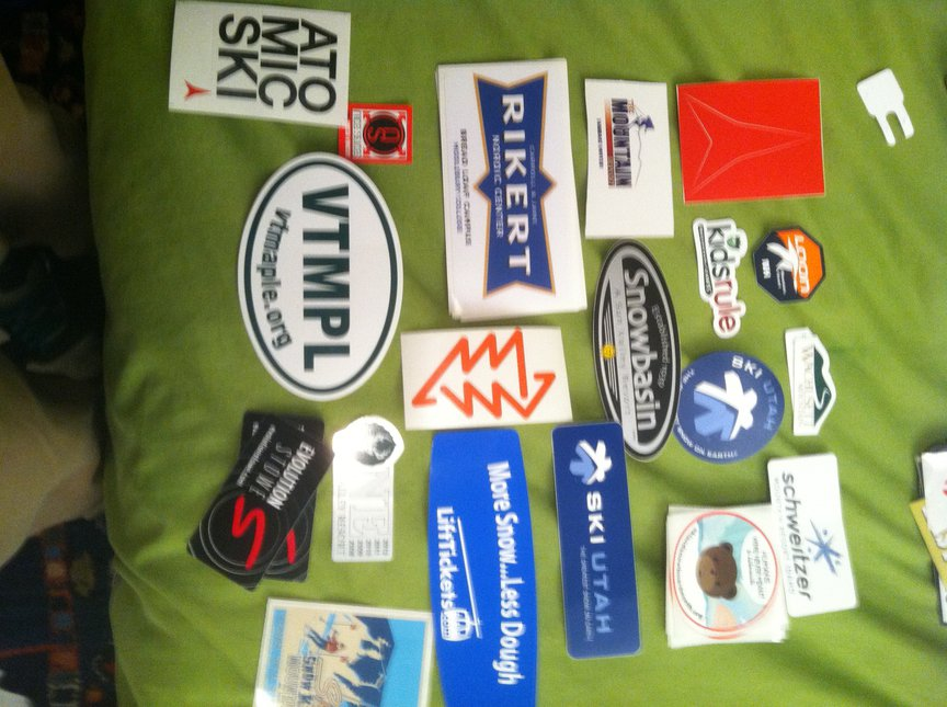 Stickers 9