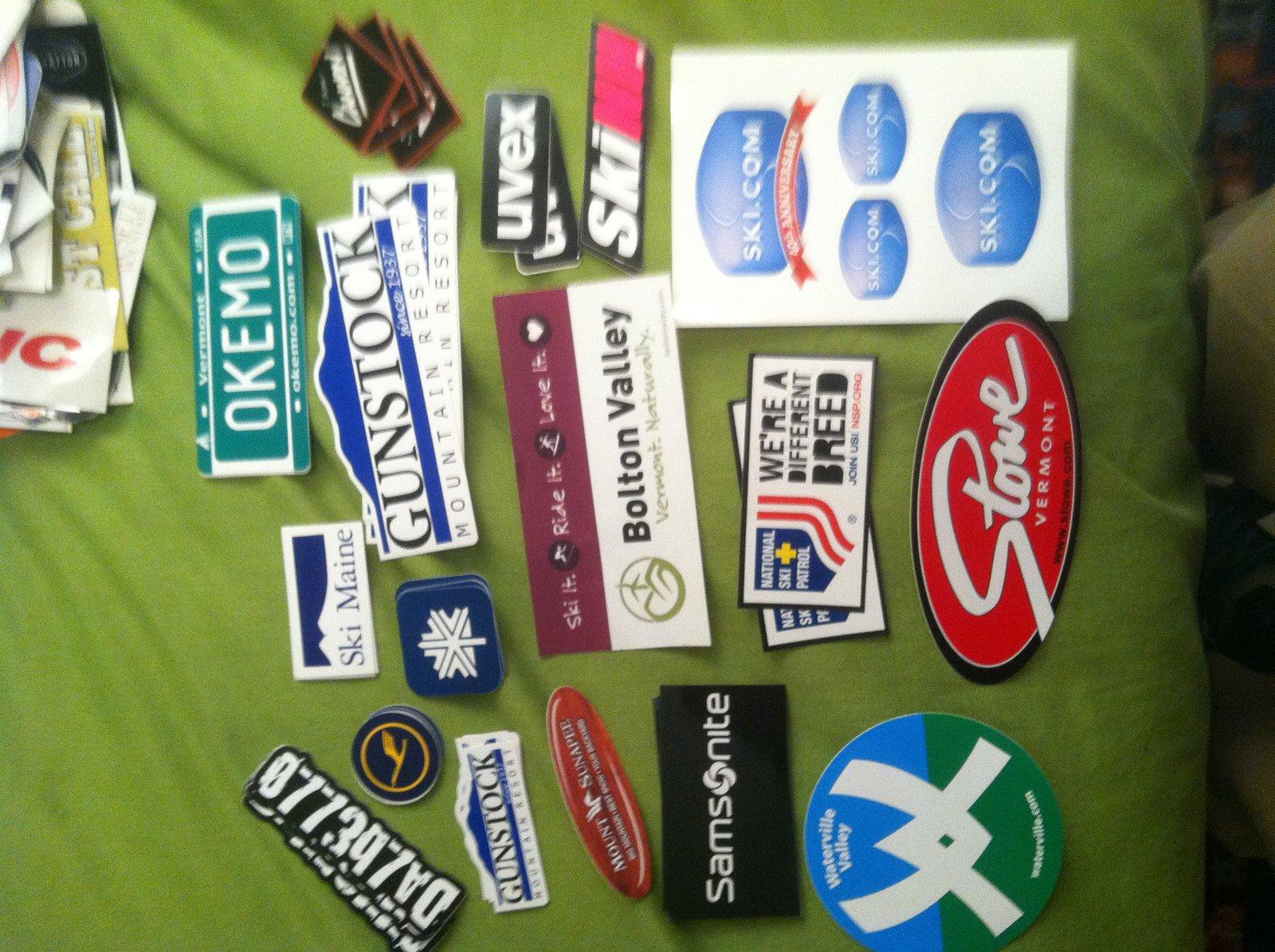 Stickers 11